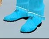 baby blue shoes