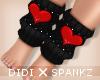 !D! Loves Desire Socks