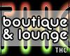 † boutique & lounge