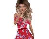 Red Spring Dress