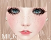"""A"" Pink Pale Skin"