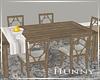 H. Farmhouse Table V2