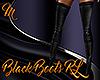 [M] Black Boots RL