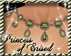 !PoE! Peridot Necklace