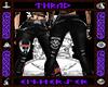 Leather Áirbourne Pants