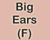 Big Ears (F)
