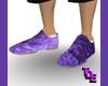 [tde] purple slippers