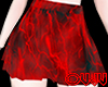 Animated Red Skirt F