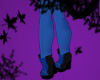 Secksy Heels [Blue]