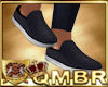 QMBR Boat Shoes Navy