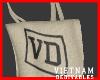 VD' Tote bag