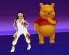 S~n~D Pooh Bear