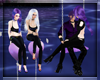 Lilac Love Swing