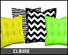 C|4 Neon Cushions V1