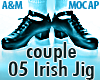 Irish Jig 5 Couple Dance
