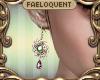 F:~ Fairie earrings pink