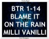 Blame It On The Rain ~