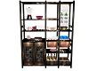 Mod. Loft Kitchen Shelf