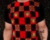 Versace Checkerboard Tee