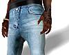 Blue Boy Jeans.