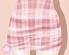 🌟 Check Skirt|P