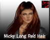 Nicky Long Red Hair