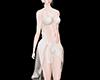 MA_white bikini dress