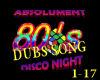 DUB SONG MEGAMIX 80