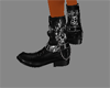 Scull Boots