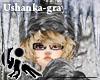 [Hie] Ushanka (gray)