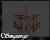 Choco chandelier