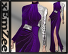MZ - Seria Gown Purple