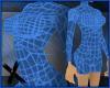 X Halfsuit