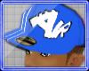 [J/F] K:M:A Blue Caps