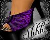**Leopard - Purple