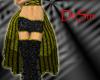 Gold Burlesque Skirt