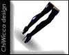 {Chi}PVC Bond Blue/Black