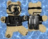 Looh Bear Scuba Outfit