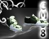 [C]GRPlaid Shoes