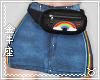 ♉ Skirt + Pack Rainbow