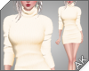 ~AK~ Fall Sweater: Cream