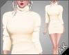 ~AK~ Fall Sweater: Cream
