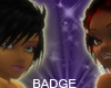 *[DYM]*Zaza and Me Badge