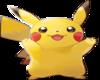 White Pikachu Tee