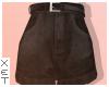 ✘ High rise shorts blk