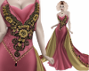 Masquerade Gown Pink