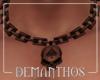Skull Neck Tattoo