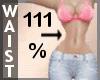 Waist Scaler 111% F A