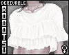 ★ DRV Frilly Fairy Top