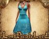 [LPL] Teal Sun Dress